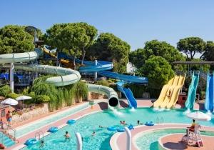 Ultra all inclusive 5* hotel in Turkije met leuk aquapark met glijbanen