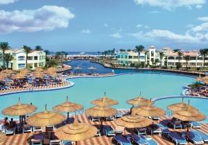 All inclusive 5* hotel in Egypte met prachtige zwembaden