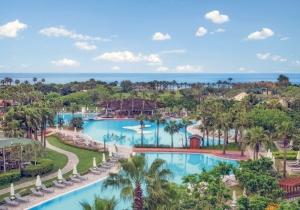 Sportieve vakantie of liever tot rust komen? Het kan in dit 5* hotel in Turkije