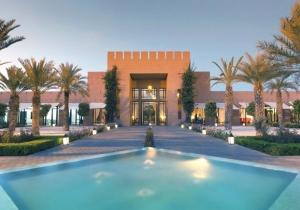 Maximaal genieten met het gezin in dit all inclusive hotel in Marrakech