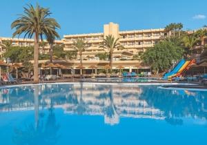 De ideale familievakantie? Die vind je op Lanzarote met animatie en 5 zwembaden
