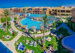 Tophotel in Egypte, direct aan het strand. 5*, all inclusive, vertrek 15/12