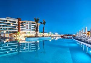 5* resort met geweldig aquapark in Egypte. Fun verzekerd!