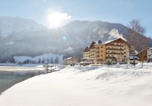 Ga skiën of langlaufen aan de betoverende Achensee in Oostenrijk, vertrek 07/02