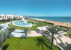 Aan de helft van de prijs! Stijlvol genieten voor gezinnen in Tunesië