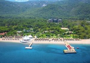 Geniet tussen de bergen en de zee van een 7-daagse aan de Turkse Riviera