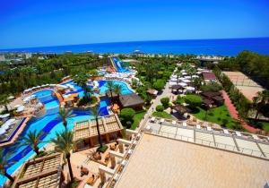 5* all in hotel aan de Turkse Riviera direct aan het strand, vertrek 01/02 & 08/02