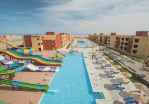 Zet de paasvakantie goed in aan het privéstrand van dit 5* hotel in Egypte