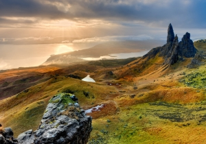 9d. autorondreis langs prachtig Isle of Skye, Loch Ness en Schotse Highlands
