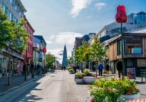 Ontdek schitterend Ijsland in april, vluchten, hotel en transfers inbegrepen