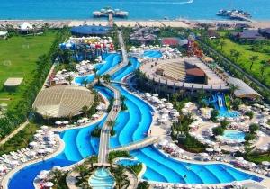 Ultra all-in 5* hotel in Turkije met zwembad, glijbanen en lunapark, vertrek 07/03