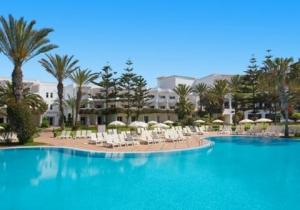 All inclusive 4* hotel met meerdere zwembaden in Marokko aan het strand