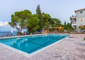 Verken Zakynthos vanuit de Kouros Hill Apartments in september
